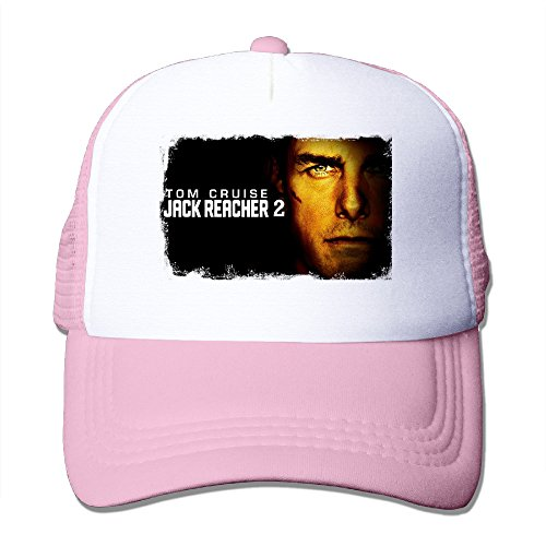 [ACMIRAN Jack Reacher Never Go Back Personalize Hat One Size Pink] (Kid Sized Assassins Creed Costume)