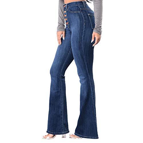 Women's Pants, FORUU Halloween Print Flowy Wide Leg High Waist Long