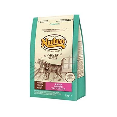 The Nutro Company Nutro - Pienso para gatos adultos adult pavo: Amazon.es: Productos para mascotas