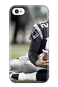 Fashion Protective Tom Brady Case Cover For Iphone 4/4s by mcsharks