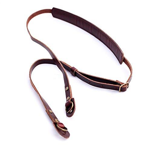 b.still Leather Camera Neck Shoulder Strap for Lei…