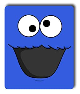 Cookie Monster Rectangle Mouse Pad,Gaming Mouse Pad by Lilyshouse by icecream design