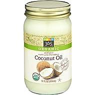 365 Everyday Value, Organic Coconut Oil, 14 fl oz
