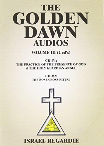 The Golden Dawn Audio CDs: Volume 3