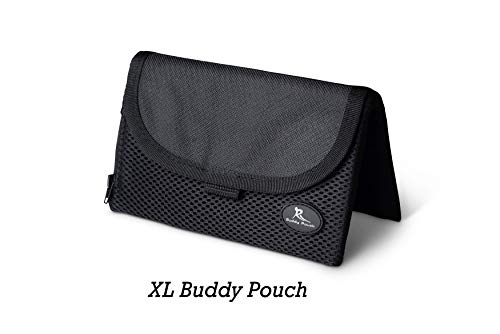 Running Buddy [Highly Rated XL Buddy Pouch - Black by Running Buddy (Image #9)