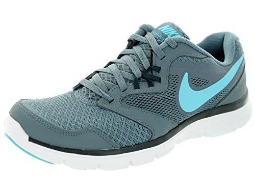 Nike Women's Flex Experience Rn 3 Bl Grpht/Clrwtr/Clssc Chrcl/Wh Running Shoe 8.5 Women US