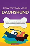 How To Train Your Dachshund (Dog Training Collection): Combine love and kindness with positive reinforcement and no-fail techniques