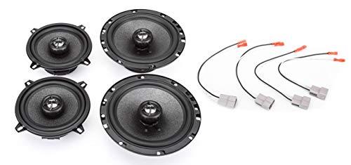 1986-1993 Nissan Hardbody Pickup Complete Factory Replacement Speaker Package by Skar Audio