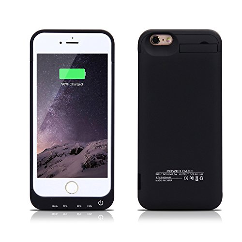 Amazon.com: iPhone 6 Battery Case, Protective Shell External ...