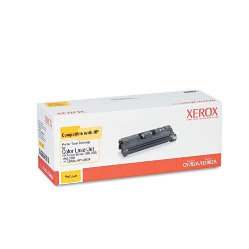 Xerox 6R1287 - 6R1287 Compatible Remanufactured Toner, 4000 Page-Yield, Yellow by Unknown