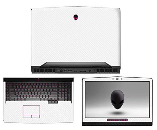 Decalrus - Protective decal for 2016 Alienware 17 R4 with G Sync (17.3