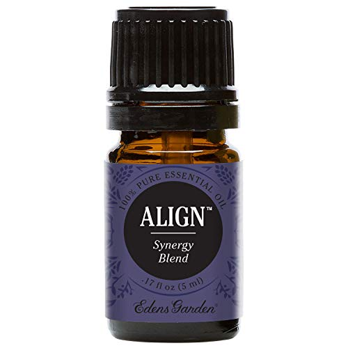Edens Garden Align Essential Oil Synergy Blend, 100% Pure Therapeutic Grade (Highest Quality Aromatherapy Oils- Allergies & Anxiety), 5 ml (Young Living Valor)