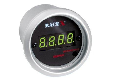 Racex Carrera X rx1071 Digital tacó metro Gauge, 5,08 cm 08cm Race-X