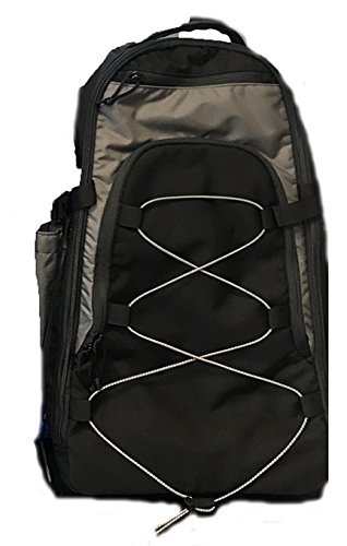 Sentinel Concepts Revelation II by TUFF Products (Black / Gray) (Pack Revelation)