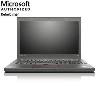 "Lenovo ThinkPad T450s 14"" Laptop, Intel Core i7, 8GB RAM, 256GB SSD, Win10 Pro (Renewed)"