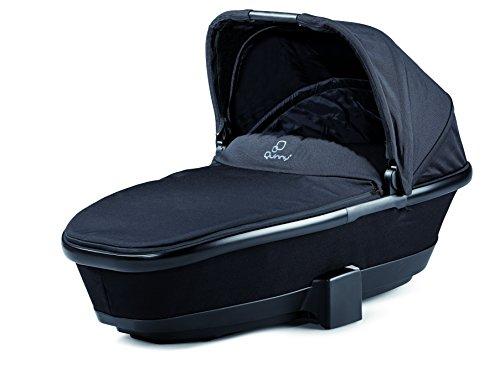 Quinny Tukk Foldable Carrier - Black Devotion