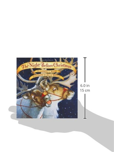 The Night Before Christmas Board Book: Amazon.de: Clement C Moore ...