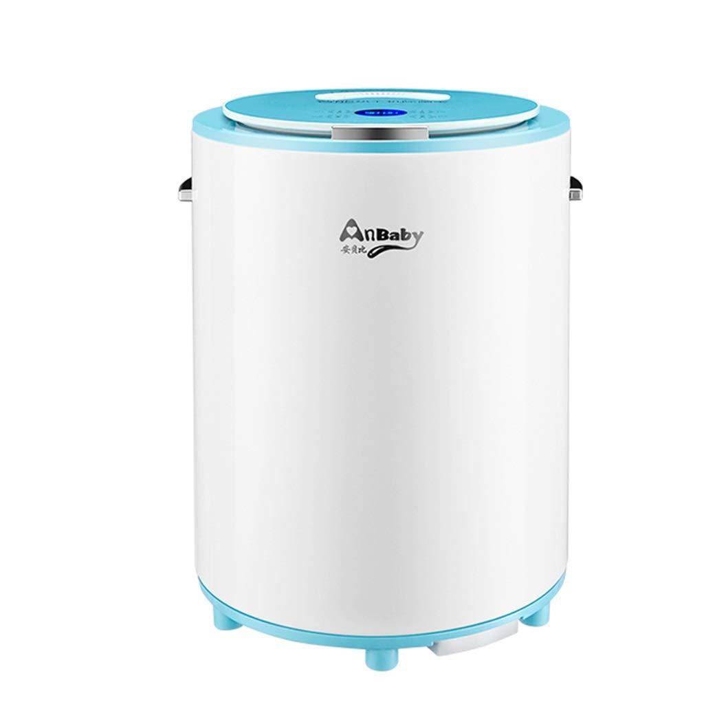 Secadora Secado rápido Mute Esterilización Lámpara de desinfección UV Ahorro de energía Cilindro Ropa Alta Capacidad Cqq