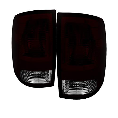 (Spyder 9033186 Dodge Ram Tail Light 1500 09-16)