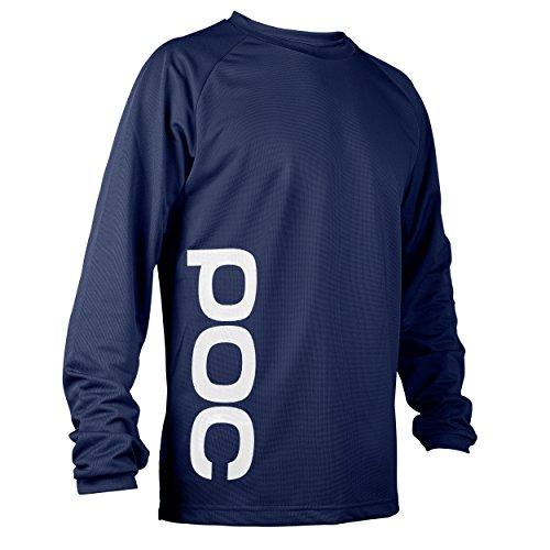 POC Radtriktot Flow Jersey, Boron Blue, M, 52123