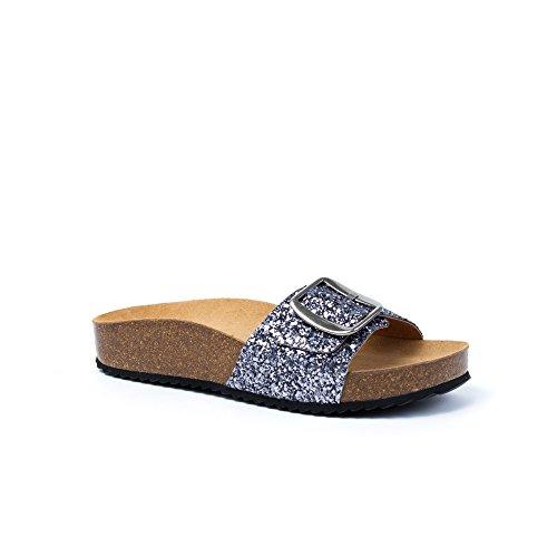Donna sandali Sabot Plakton Plomo Sabot sandali Plakton sandali Donna Sabot Plomo Plakton wt4p7Zvq