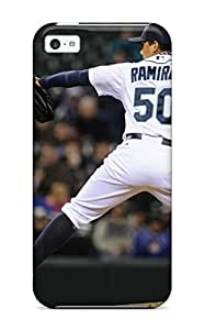seattle mariners MLB Sports & Colleges best iPhone 5c cases