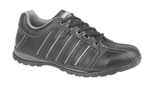 Amblers Steel , Chaussures de sécurité pour homme Noir noir