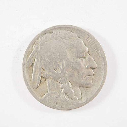 1919 P Buffalo Nickel Nickels - Buffalo Nickels Grading