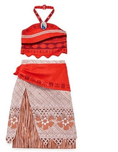 Disney Princess Moana Dress Set