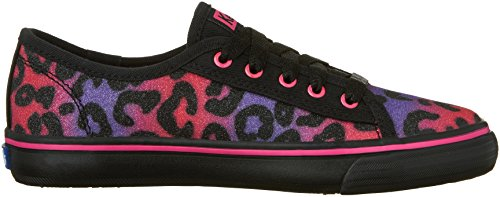 Keds Double Up Sugar Dip Mädchen Sneakers Multi Leopard Sugar Dip