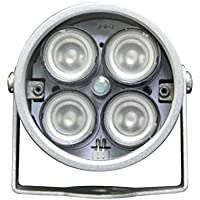 Univivi U03R WideAngle 90 Degree 4pcs High Power LED IR Array Illuminator