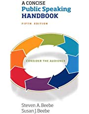A Concise Public Speaking Handbook (5th Edition)