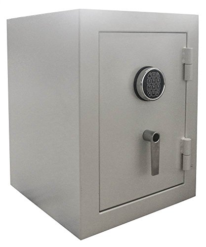 UPC 027077082500, Jewelry Safe with Electronic Lock in Beige