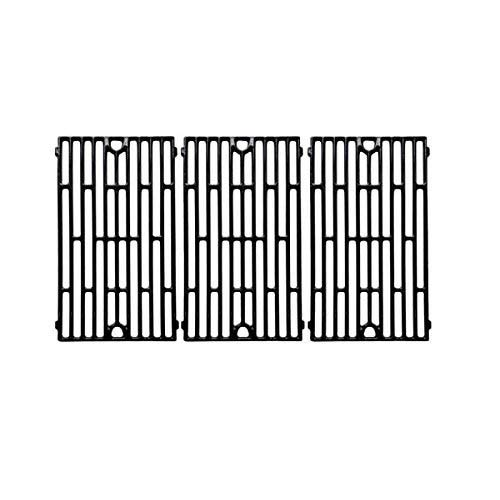 3 Pack Porcelain Cast Iron Replacement Cooking Grid for Vermont Castings Experience, Extreme, Extreme Built-in, Extreme Limited Edition, Marvel, CF9050, CF9055 3A, CF9055 3B, CF9056, CF9080, CF9085, CF9085 3A, CF9085 3B, CF9086 Gas Grill Models