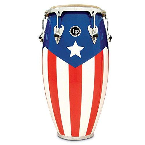 Lp Matador Puerto Rican Flag Conga 11-3/4 Inch by Latin Percussion