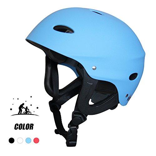 Vihir Adult Water Sports Skate Helmet with Ears - Adjustable Multi Bike Skating Skateboard Scooter Surf Men Women Dial Helmet