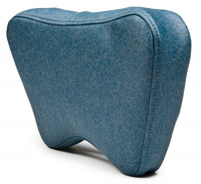 Lumex FR56598801US Universal Pillow/Headrest, Marine Blue by Lumex (Image #1)