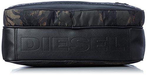 Donna Mimetico Verde Poliestere Attraversato Borsa Diesel SUx8qvwtR