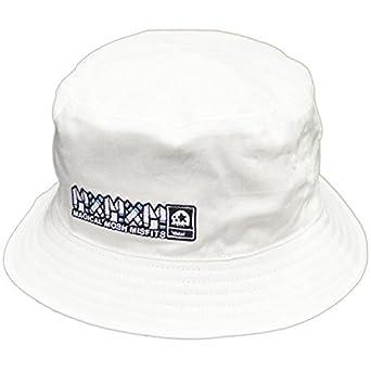 マジカルモッシュミスフィッツ MAGICAL MOSH MISFITS MxMxM BUCKET HAT(WHITE) 0236f0318ee