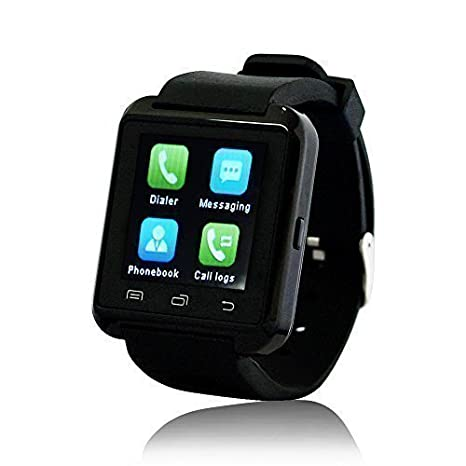 YUNTAB U8 inteligente Reloj – Yuntab Bluetooth U8 deporte Smart Watch, compañero Sport Watch de