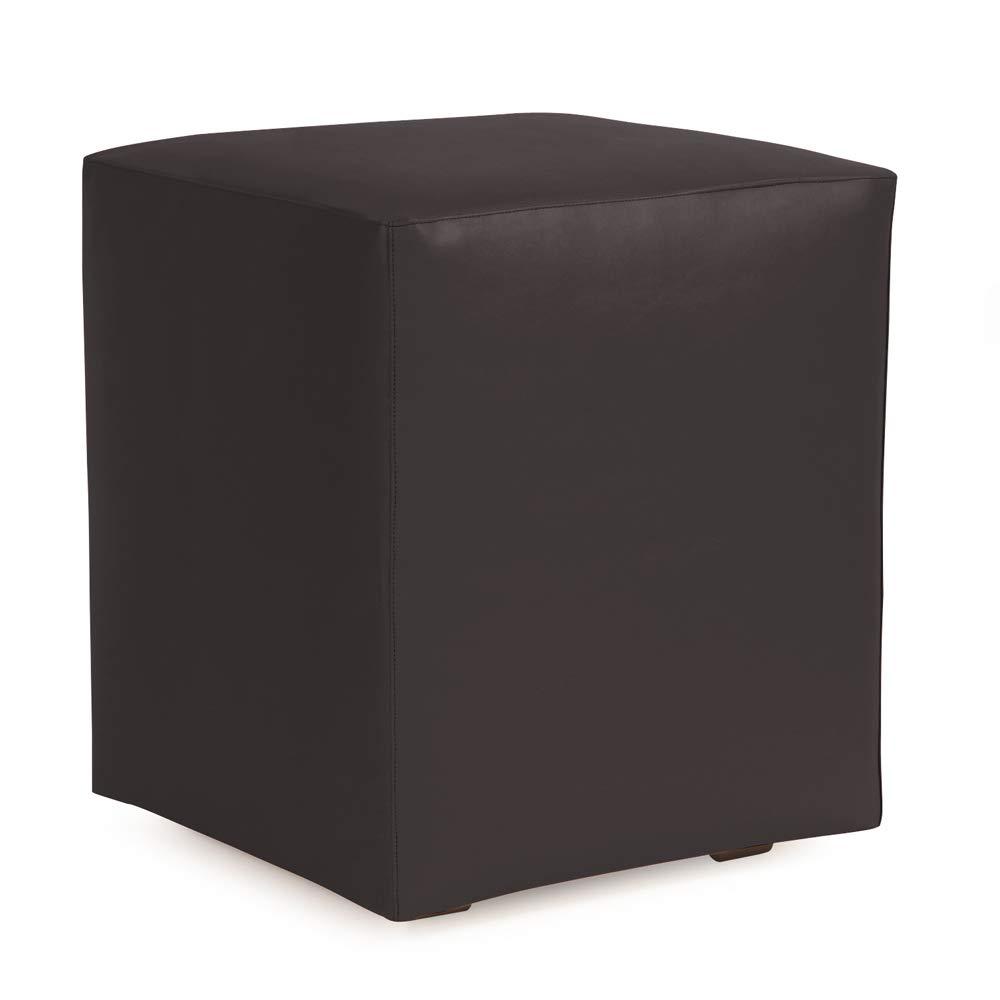 Howard Elliott Collection Ottoman in Black