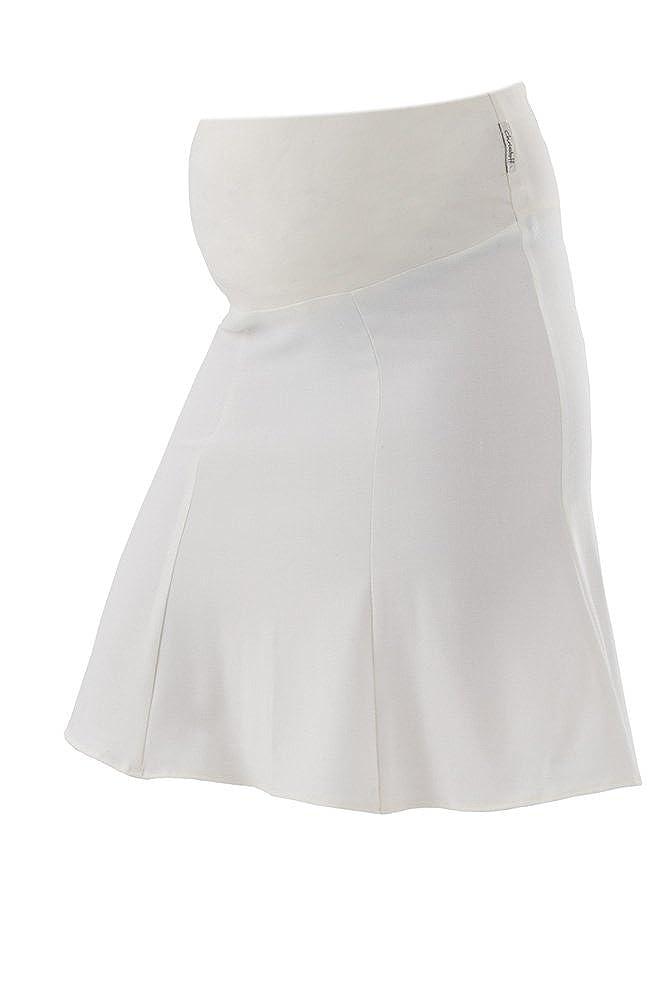 Christoff Damen Flared Skirt Umstandsrock: : Bekleidung