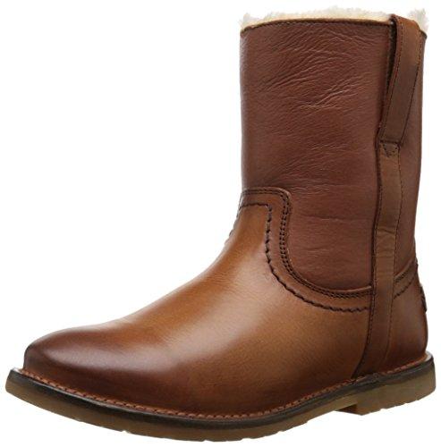 de 76668 botas corto Celia Shearling Cognac invierno FRYE Mujer 8wqXzx7p