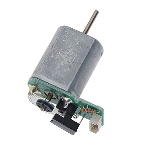 130 Motor DC6V-12V 7800RPM Metal Speed Encoder Tachometer Motor AB Phase from WayJaneDTP