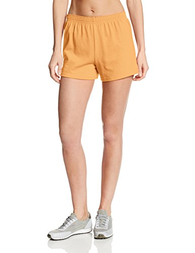 MJ Soffe Juniors Authentic Soffe Short, Mock Orange, Medium