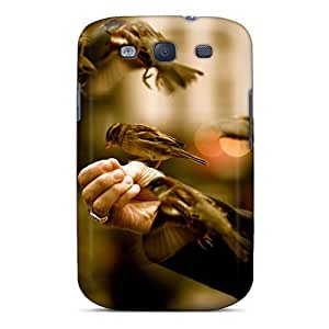Jeffrehing Case Cover For Galaxy S3 Ultra Slim UjeghjJ7165QuGRU Case Cover