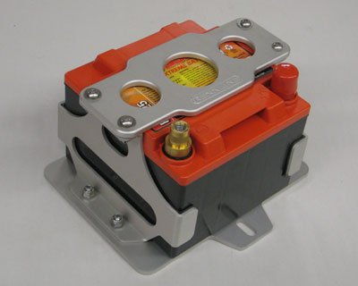Rennline All Universal Battery Mount Kit For Odyssey 925 Silver