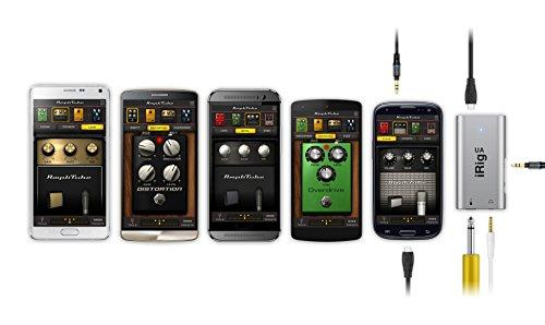 IK Multimedia iRig UA Guitar Effects Processor (Android) 6