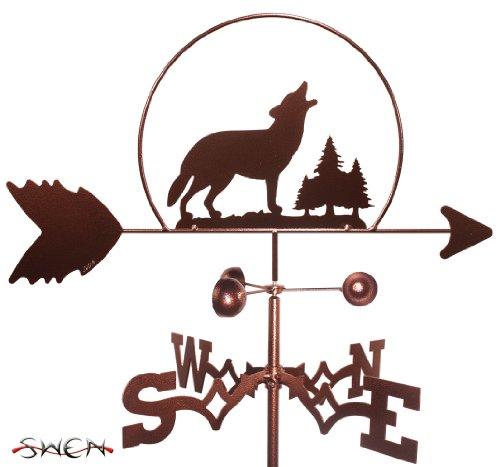 Swen WOLF WILDLIFE Weathervane