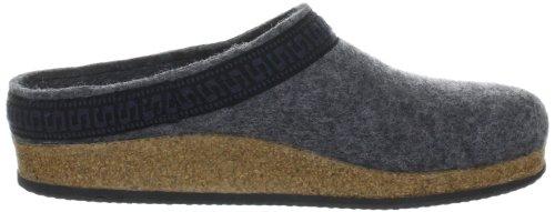 Stegmann 108 Unisex-Erwachsene Pantoffeln Grau (grey 8804)